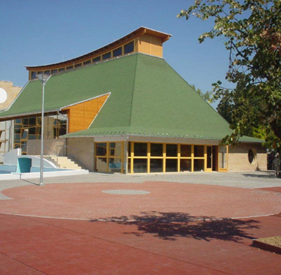 2003. - Harkányi Gyógyfürdő rekonstrukció közműépítési munkái